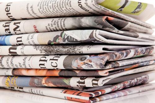 giornali editoria