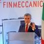 Moretti, nuova Finmeccanica parte 2016