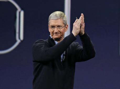 Apple: Cook, 2014 incredibile, impegno su diversità razziale