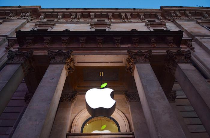 Earth Day, il logo degli Apple Store si tinge di verde