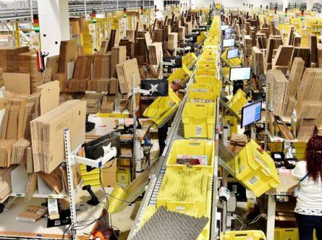 Amazon può vendere merce contraffatta