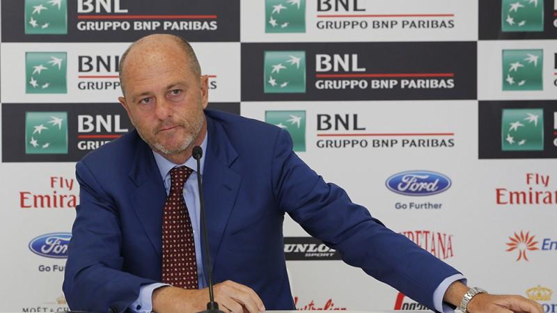 Angelo Binaghi Internazionali Bnl Fit