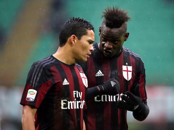 Milan Bacca Balotelli