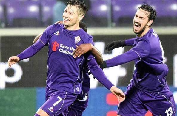 Zarate Fiorentina