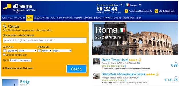 Agenzie di viaggio online dating