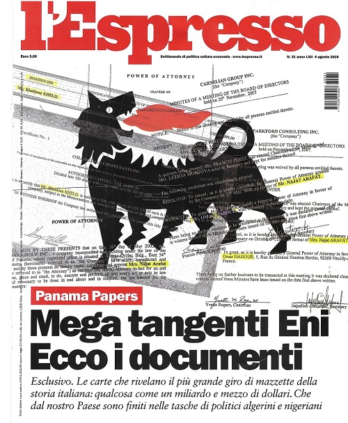 copertina espresso