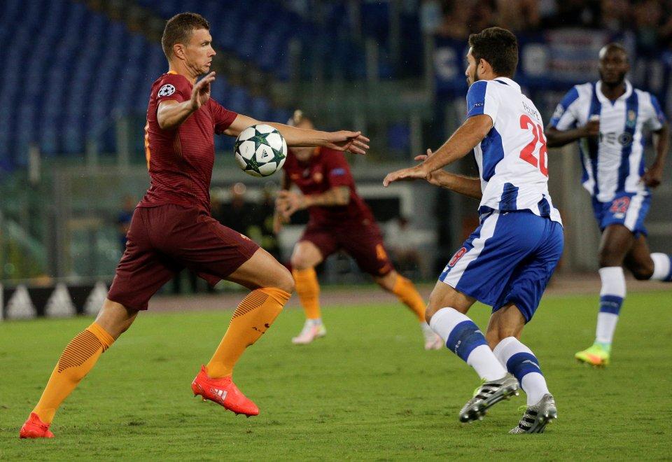 Roma   Porto: Roma-Porto 0-3: Disastro Giallorosso, Addio Champions