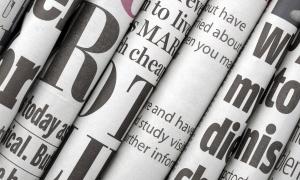 giornali stranieri