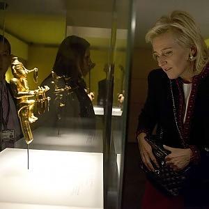 oro al museo