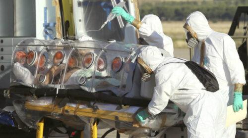 sacche per ebola