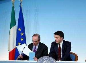 ++ Renzi, 10 banche popolari saranno spa, tempo 18 mesi ++