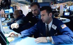 Dow Jones average closes over 18, <a href=