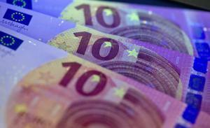 New ten euro bill security features