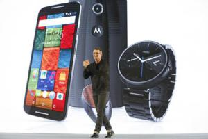 Motorola announces their return back to China market