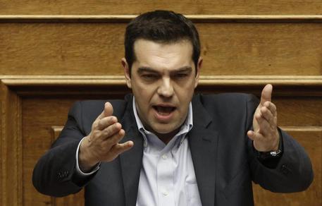 Grecia: Tsipras, <a href=