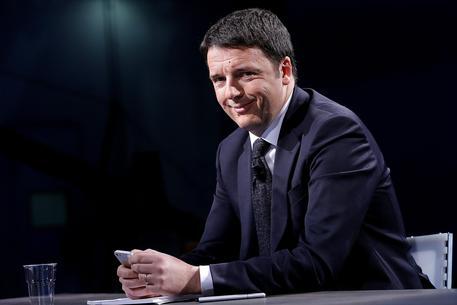 Rai Tre: Renzi alla trasmissione televisiva 'In mezz'ora'