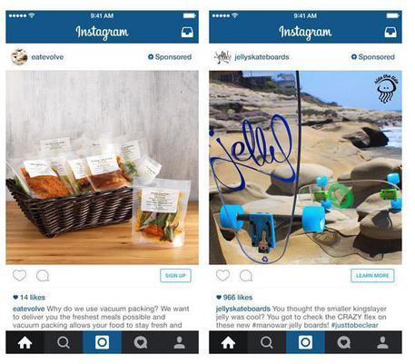 Su Instagram e Pinterest arriva il tasto 'compra'