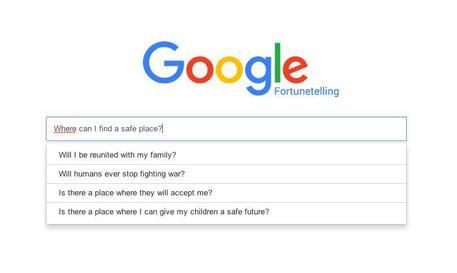 Migranti: su Internet falso sito Google per sensibilizzare  betagoogle