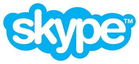 Il logi di Skype. Roma, <a href=