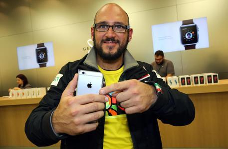 Italy New Apple Iphone