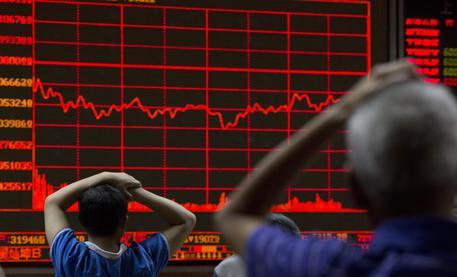 Borsa: vola Cina, Shanghai +3%, Shenzhen +3,9% ++