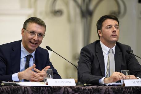 ++ Incontro a Palazzo Chigi tra Renzi e Cantone ++