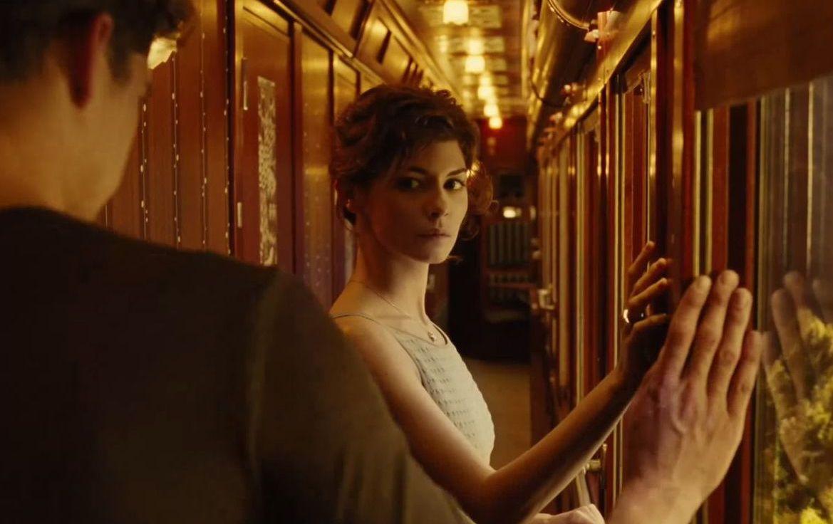 5. Train de Nuit, Audrey Tatou