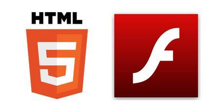 Adobe dice addio a Flash, <a href=