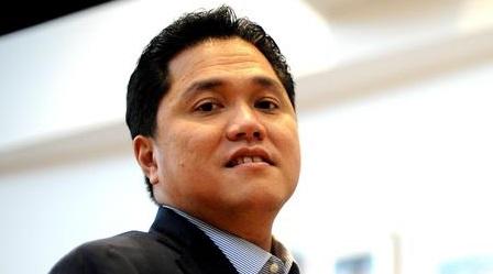 Expo: presidente dell'Inter Thohir visita padiglione Indonesia