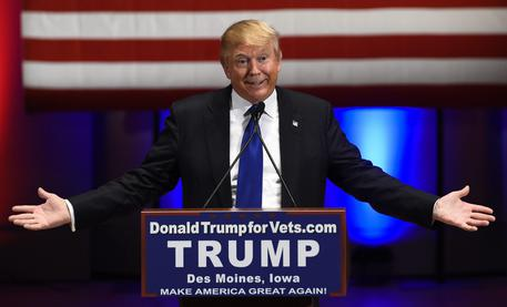 Donald Trump for the Iowa Caucus