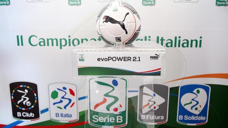 Calcio: presnetazione pallone ufficiale Serie B
