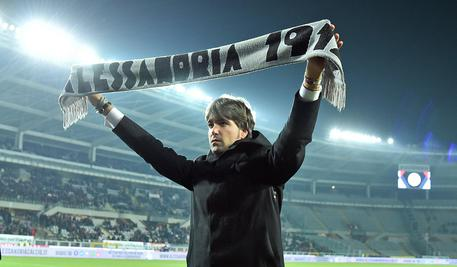 Soccer: Italy Cup; Alessandria-Milan