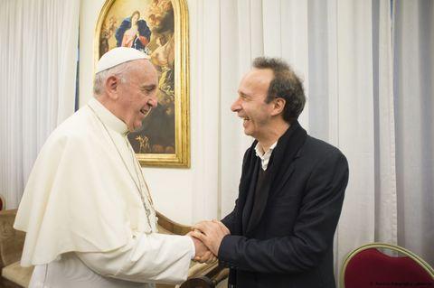 """Presentazione Libro-intervista del Santo Padre """"Il nome di Dio è Misericordia"""""""
