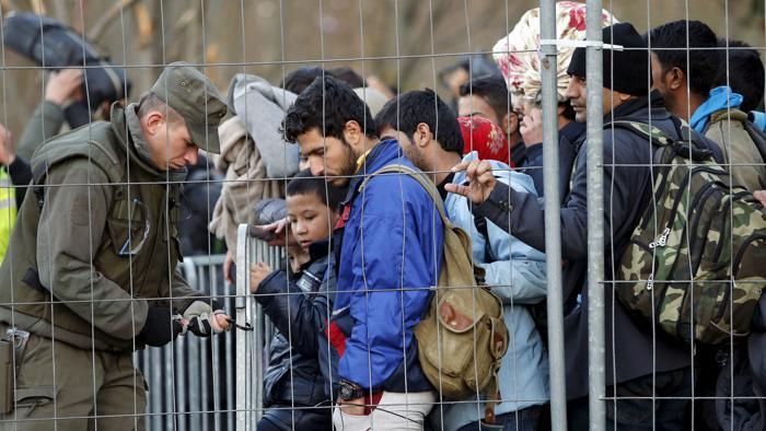 slovenia migranti