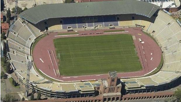 stadio Dall Ara Bologna