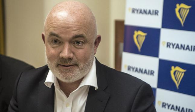David O Brien Ryanair