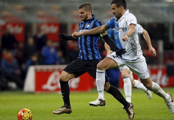 Icardi Inter Chievo