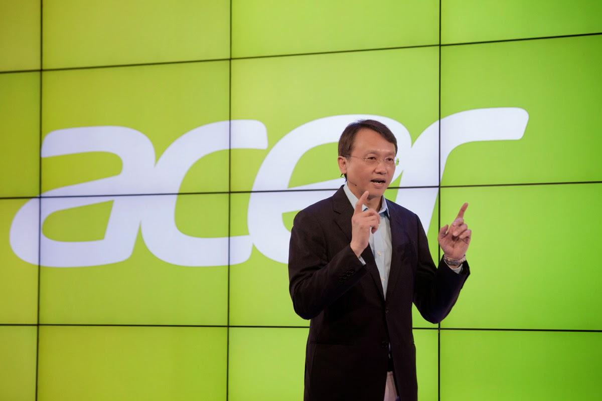 Jason Chen - acer