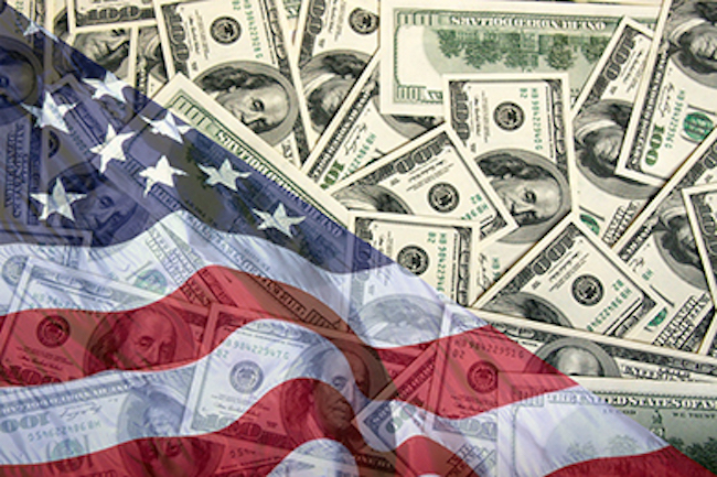 dollari su vostro tavolo