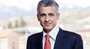 Aldo Bisio, amministratore delegato di Vodafone