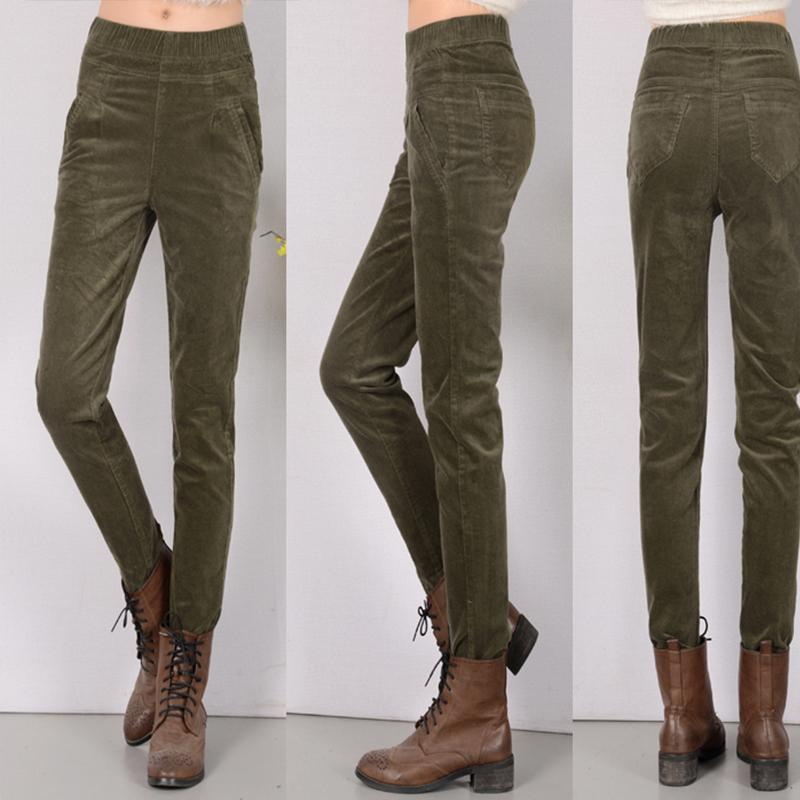 nuovi stili f8c33 b3df5 Velluto mon amour, i pantaloni a costine tornano a essere ...